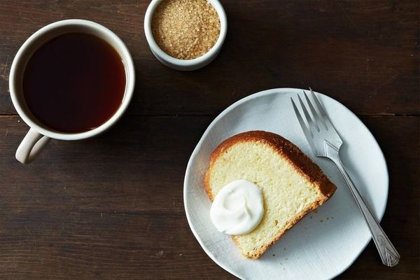 """<strong>Get the <a href=""""http://food52.com/recipes/14966-cold-oven-pound-cake"""" target=""""_blank"""">Cold Oven Pound Cake recipe</a"""
