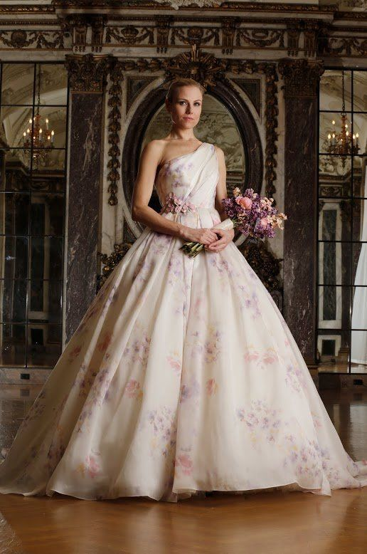 Romona Keveza Luxe Bridal Collection, Spring 2016