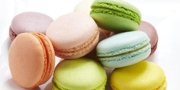 Basic French Macarons for Beginner Bakers