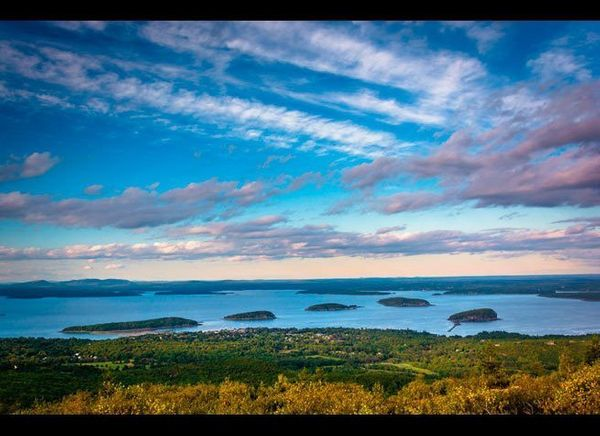 <em>Photo Credit: Jon Bilous / Shutterstock</em>  In summer, the state of Maine will be overrun with hikers, lobster lovers,