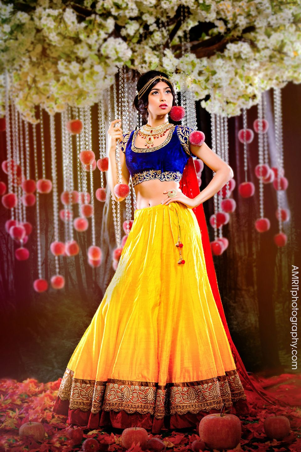 "Photographer <a href=""http://amritphotography.com/"" target=""_blank"">Amrit Grewal</a>, along with Surrey Indian bridal shop We"