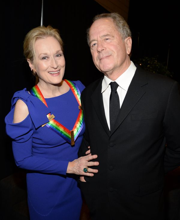 "The acclaimed actress and her sculptor husband tied the knot in September 1978. Streep <a href=""https://www.huffpost.com/entr"