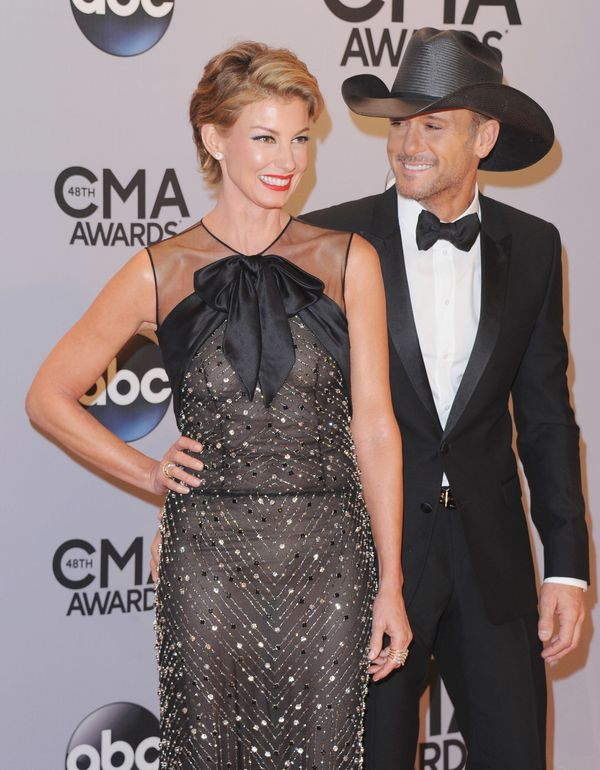 "Tim McGraw and Faith Hill have been married since October 1996. When <a href=""https://www.huffpost.com/entry/tim-mcgraw-marri"