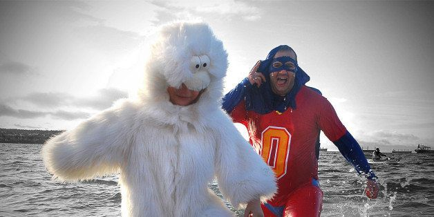 89th Annual Vancouver Polar Bear Swim