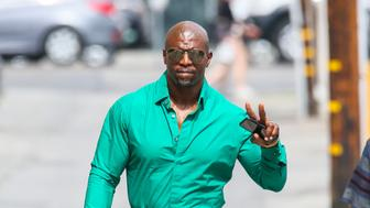 LOS ANGELES, CA - JULY 09: Terry Crews is seen arriving at the 'Jimmy Kimmel Live' on July 09, 2018 in Los Angeles, California.  (Photo by BG017/Bauer-Griffin/GC Images)