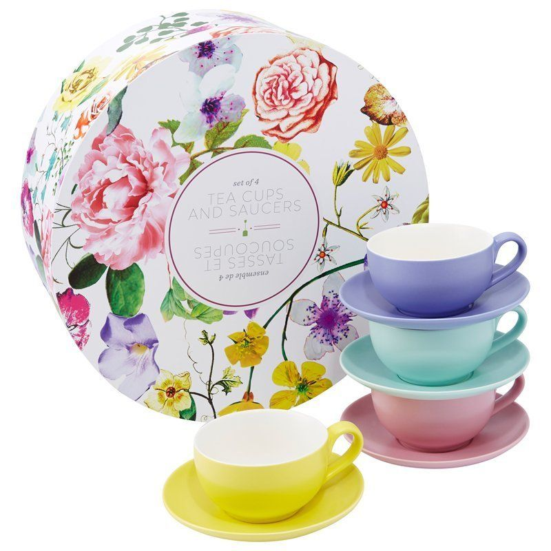 """<a href=""""http://www.chapters.indigo.ca/en-ca/house-and-home/gifts/time-for-tea-teacups-saucers/882709195139-item.html?ref=by-"""