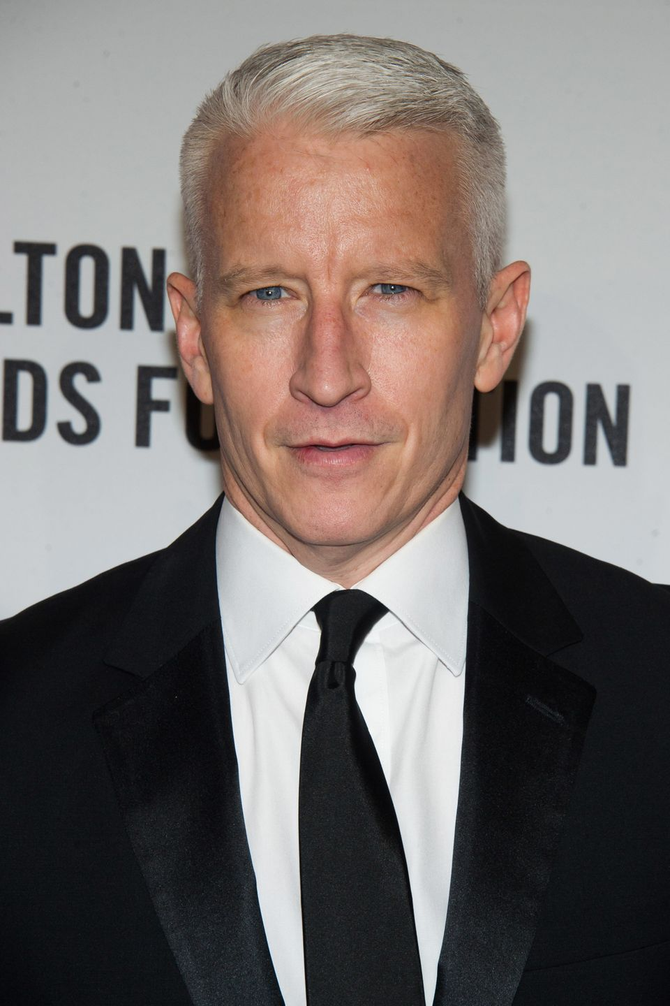 "The CNN news anchor and journalist <a href=""http://www.cbsnews.com/news/the-newly-mindful-anderson-cooper/"" target=""_blank"">a"