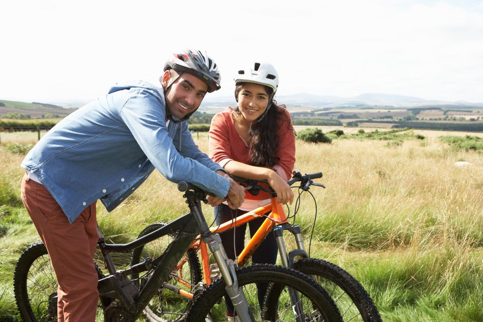 """Regular cycling in your favourite park can be a great alternative to  your usual indoor workout on the treadmill, bike or el"