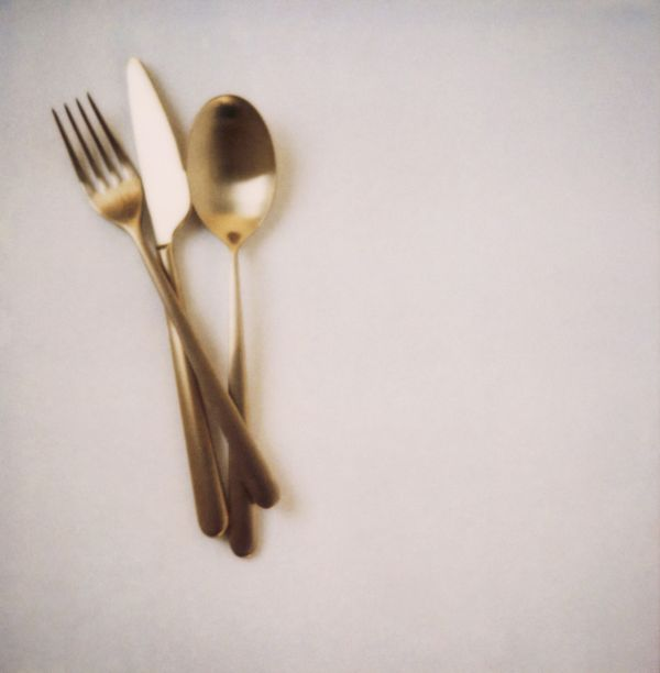 We're guessing that if you have gold-colored flatware you bought it because of its beautiful gold color. Unfortunately for yo