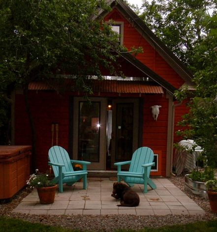 """If you are seeking a unique, artsy, cute and very cozy neighborhood cottage, this could be the place for you,"" according to"