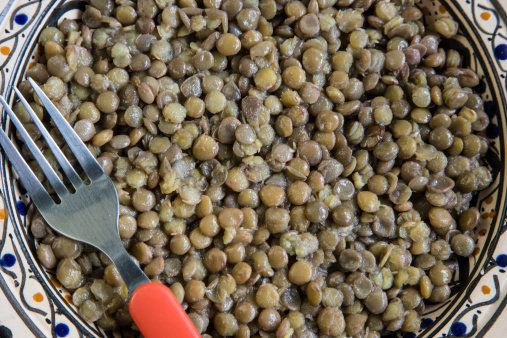 "Lentils, which the group predicts will appear in everything from pasta to waffles ""...as the quest for new plant-based protei"
