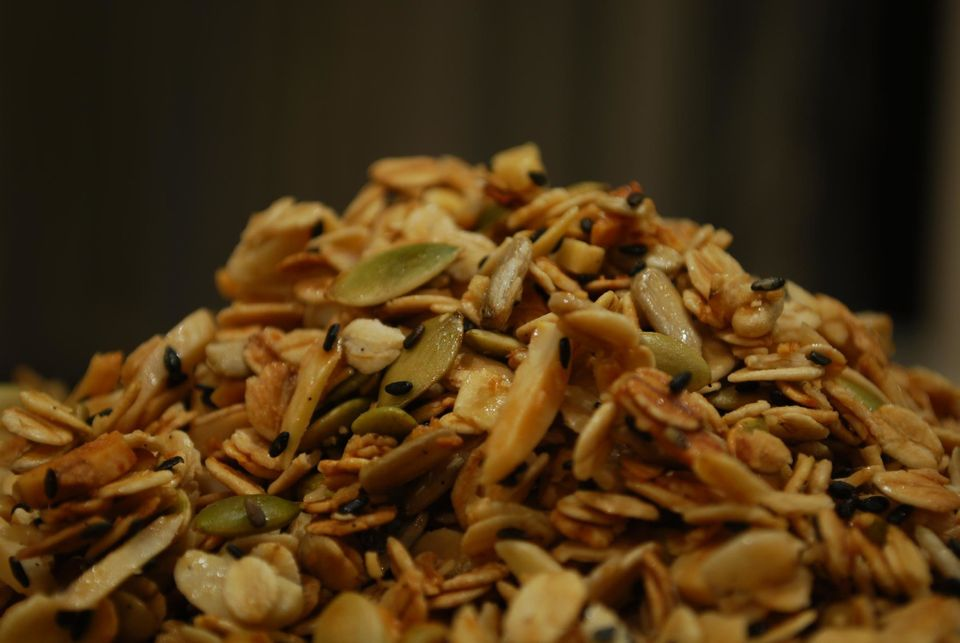 Granola is not as nutritious as it may appear. Not many people know that it contains a lot of sugar and very little fibre.
