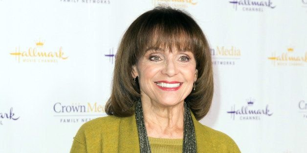 SAN MARINO, CA - JANUARY 11:  Actress Valerie Harper arrives at the Hallmark Channel & Hallmark Movie Channel 2014 Winter TCA Party at The Huntington Library and Gardens on January 11, 2014 in San Marino, California.  (Photo by Rodrigo Vaz/FilmMagic)