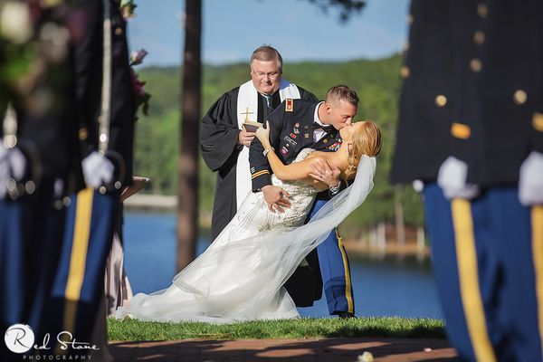 """Keri and Nick had a gorgeous outdoor wedding in Pinehurst North Carolina!"" - Alexis Rubenstein"