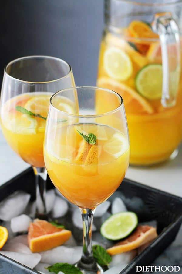 "<strong>Get the <a href=""http://diethood.com/mimosa-pitcher-cocktail/"" target=""_blank"">Mimosa Pitcher recipe </a>from Diethoo"