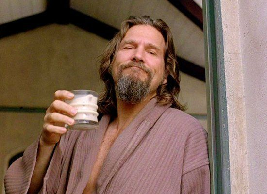 What would The Dude be without his bathrobe, his bowling ball and his ever-present White Russian? Jeff Bridges brought a char