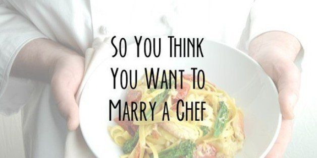 lonely dating a chef