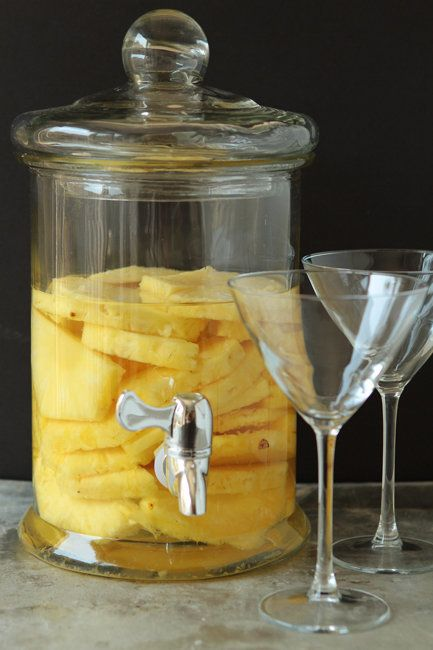 "Get the <a href=""http://www.mybakingaddiction.com/stoli-doli/"" target=""_blank"">Stoli Doli pineapple cocktail recipe</a> from"