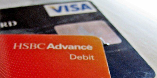 """Two visa credit cards.   Like much of our work, we have put all these images in the public domain. Feel free to use them but please credit out site as the source if you do: <a href=""""http://TaxRebate.org.uk"""" rel=""""nofollow"""">TaxRebate.org.uk</a>"""