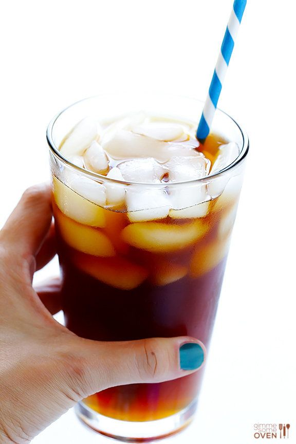 "<strong>Get the <a href=""http://www.gimmesomeoven.com/coconut-water-iced-coffee-recipe/"" target=""_blank"">Coconut Water Iced C"