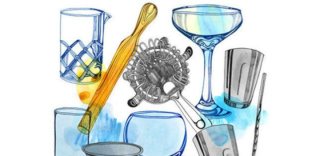 All the Essential Barware You Need at Home