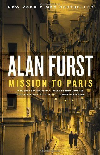 """A tense read pits a Hollywood filmmaker against Nazi forces. See more <a href=""""http://www.amazon.com/Mission-Paris-Novel-Alan"""