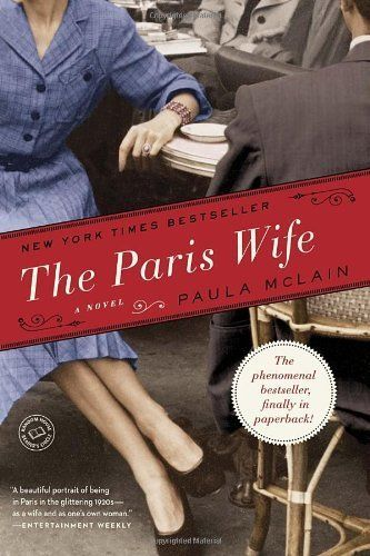 """Because who doesn't want to get caught up in the glamor of Jazz-Age Paris? See more <a href=""""http://www.amazon.com/The-Paris-"""