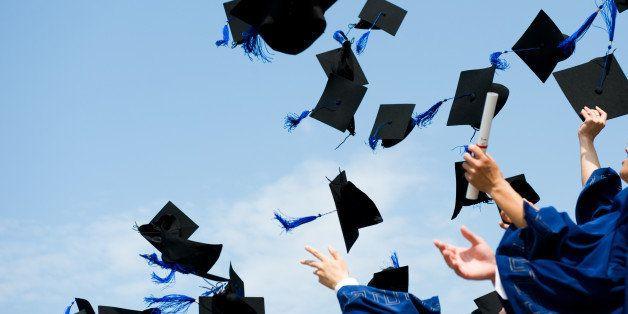 high school graduation hats high