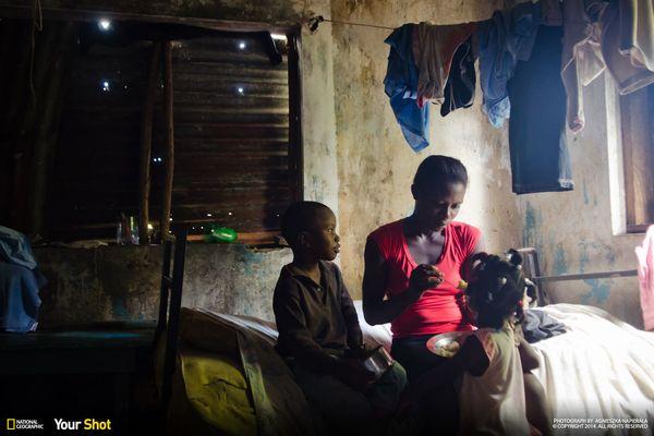 <em>Μέχρι τέσσερα εκατομμύρια Αϊτινοί ζουν σήμερα στη Δομινικανή Δημοκρατία. Το κύμα μετανάστευσης ξεκίνησε πριν από πολλά χρ