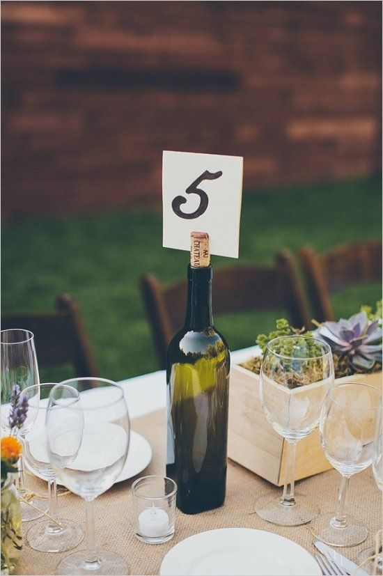 """Find out how to make <a href=""""http://www.weddingchicks.com/2013/09/24/natural-chic-wedding/"""" target=""""_blank"""">these table card"""