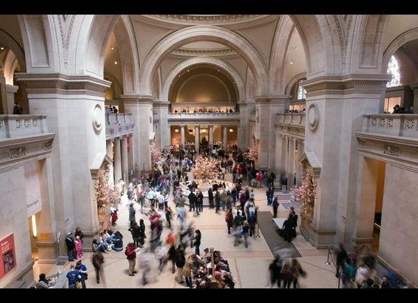 <em>Photo Credit: Asier Villafranca/Shutterstock</em><br> <br> Where: New York, New York<br> <br> The largest art museum in t
