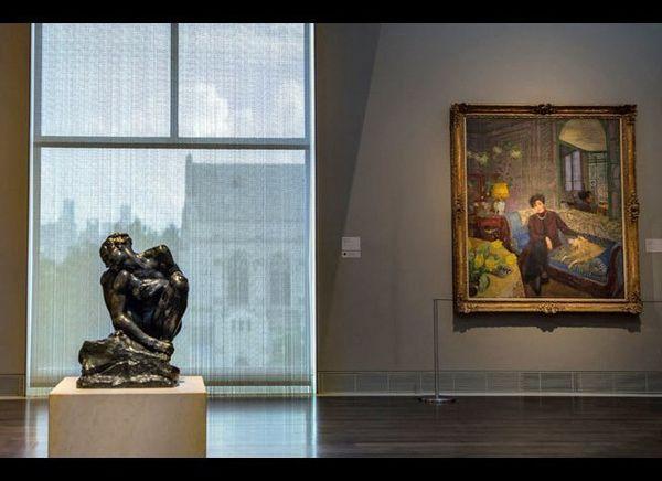 "<em>Photo Credit: Houston ""Pointillism"" at the MFAH by Michael Schaffner Attribution-NonCommercial-NoDerivs License</em><br>"