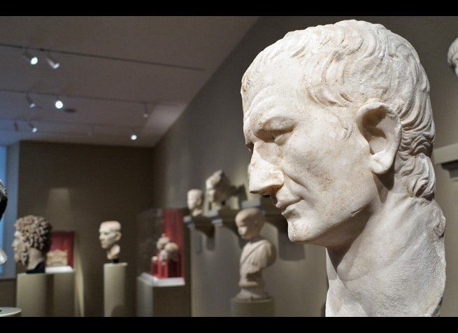 <em>Photo Credit: Cleveland Museum of Art Roman Portrait Busts by Attribution-NonCommercial-NoDerivs License</em><br><br> Whe