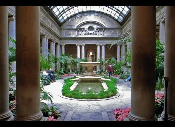 <em>Photo Credit: The Frick Collection by Simon Rudkin Attribution-NonCommercial-NoDerivs License</em><br> <br> Where: New Yo