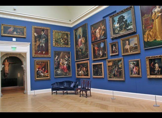 <em>Photo Credit: Main Gallery (European Paintings) by Daniel DeCristo Attribution-NonCommercial License</em><br><br> Where: