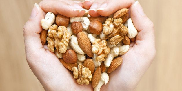 Eating A Handful Of Nuts Every Day Could Help You Live Longer