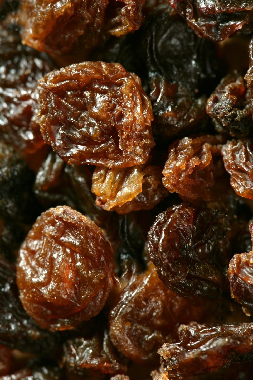 You've been hearing it through the grapevine for years: Raisins, which are almost three-quarters sugar by weight, are a great