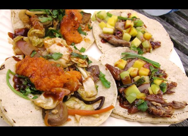 """<strong>See More of <a href=""""http://www.travelandleisure.com/slideshows/best-unusual-tacos-america/8?xid=PS_huffpo"""">10 Unusua"""