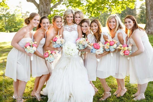 """""""The wedding was absolutely stunning."""" - Ashley Krauss, Owner of A Little Something White Bridal Couture"""