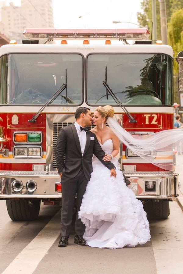 """Congratulations go out to Michaella and John on their beautiful San Francisco nuptials."" - Lisa Robinson-Ward"