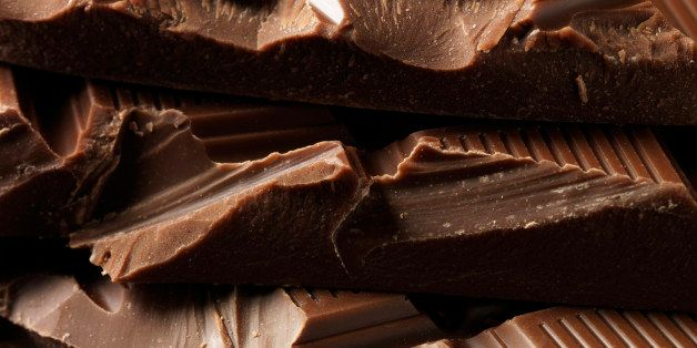 Even Milk Chocolate Is Good For You, According To New Study