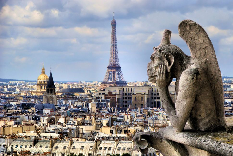 Living in Paris is 26% more expensive than living in New York City, on average.