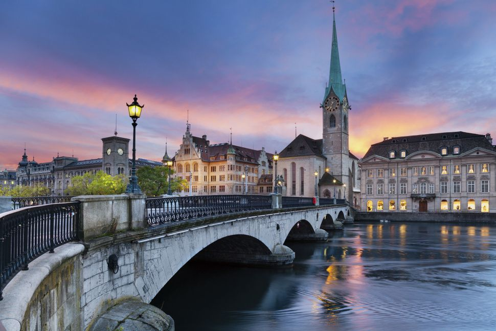 The EIU said the Swiss capital would have topped the list if the recent jump in the Swiss Franc had been included in the anal