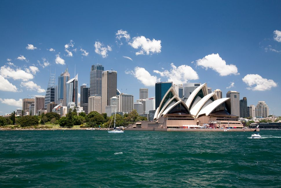 Sydney is followed by another Australian city, Melbourne, in sixth place.