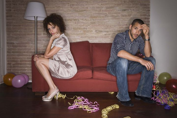dating a woman who is not divorced yet