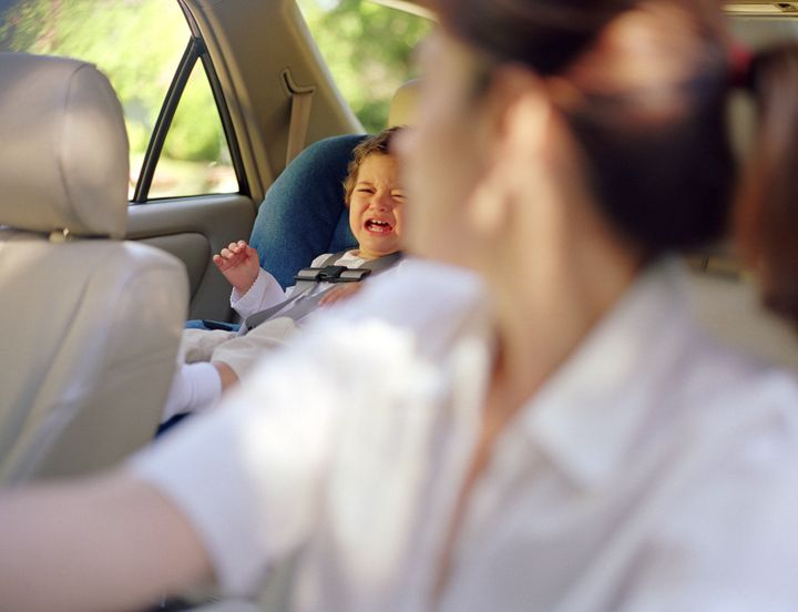 Distracted Driving: Are Backseat Kids Worse Than Texting