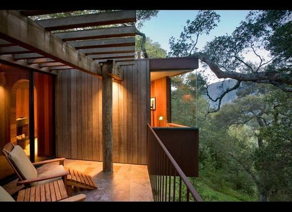 <em>Kodiak Greenwood</em>  Where: Big Sur, California  The luxurious touches of Post Ranch Inn rise to meet the elevation of