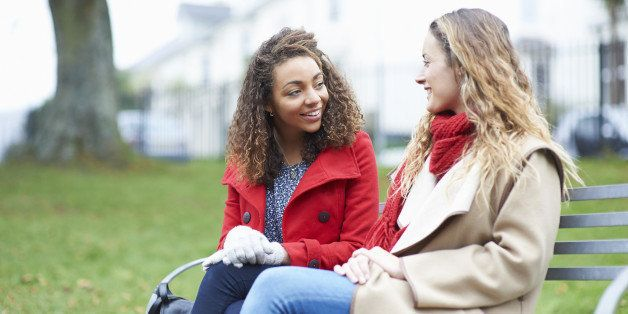 The Life-Changing Question a Stranger On a Bench Asked Me