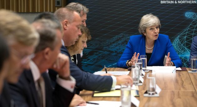Why Talk Of A 'No Deal' Brexit Makes A Deal More