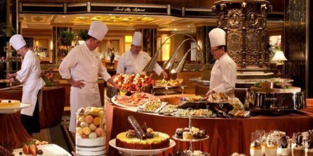 The 5 Best All You Can Eat Buffets In America Huffpost Life